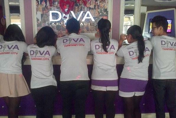 Harga Room Diva Diva Karawang Karaoke Keluarga