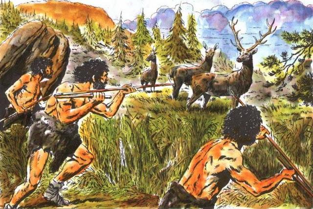 zaman prasejarah