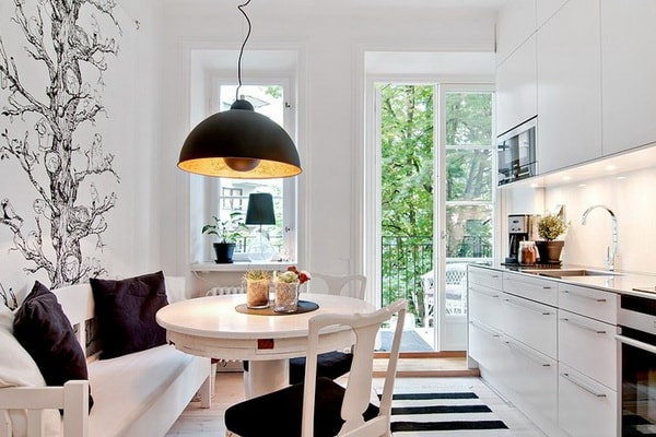 Best Ideas For Getting Stylish Dining Kitchen 7