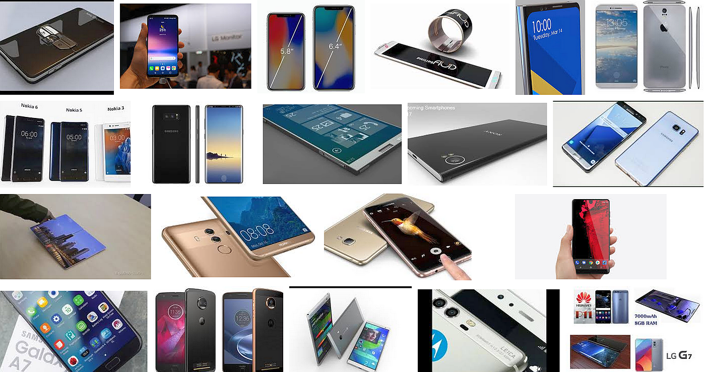 Upcoming Phones 2018 Predicted Release Dates | Celular Future