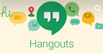 Hangouts v12 Finally Got a new Update With Shruggie Emotion Option