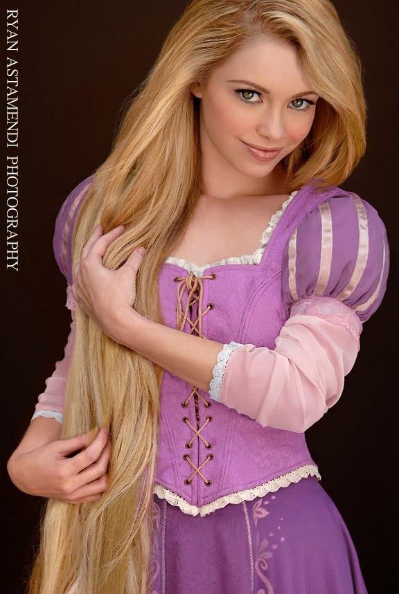 Doodlecraft: Rapunzel Braided Hair Clip!