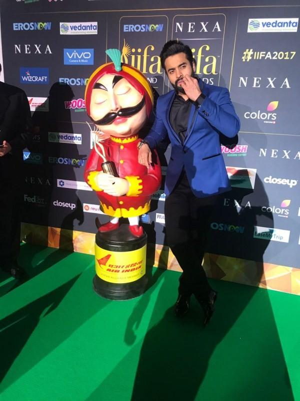 Jackky Bhagnani at IIFA 2017 Pics