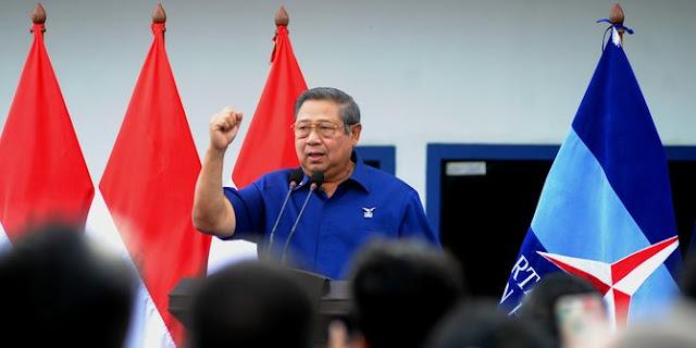 SBY: Sebelum Pak Jokowi Blusukan Kami Lebih Dulu Blusukan