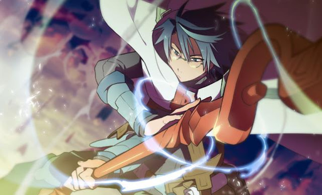 Shiroe [ Log Horizon ] - Karakter Player Anime Dalam Dunia Game Terkuat