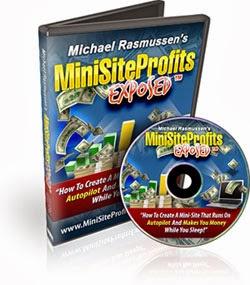 Micheal Rasmusens Mini Sites Exposed