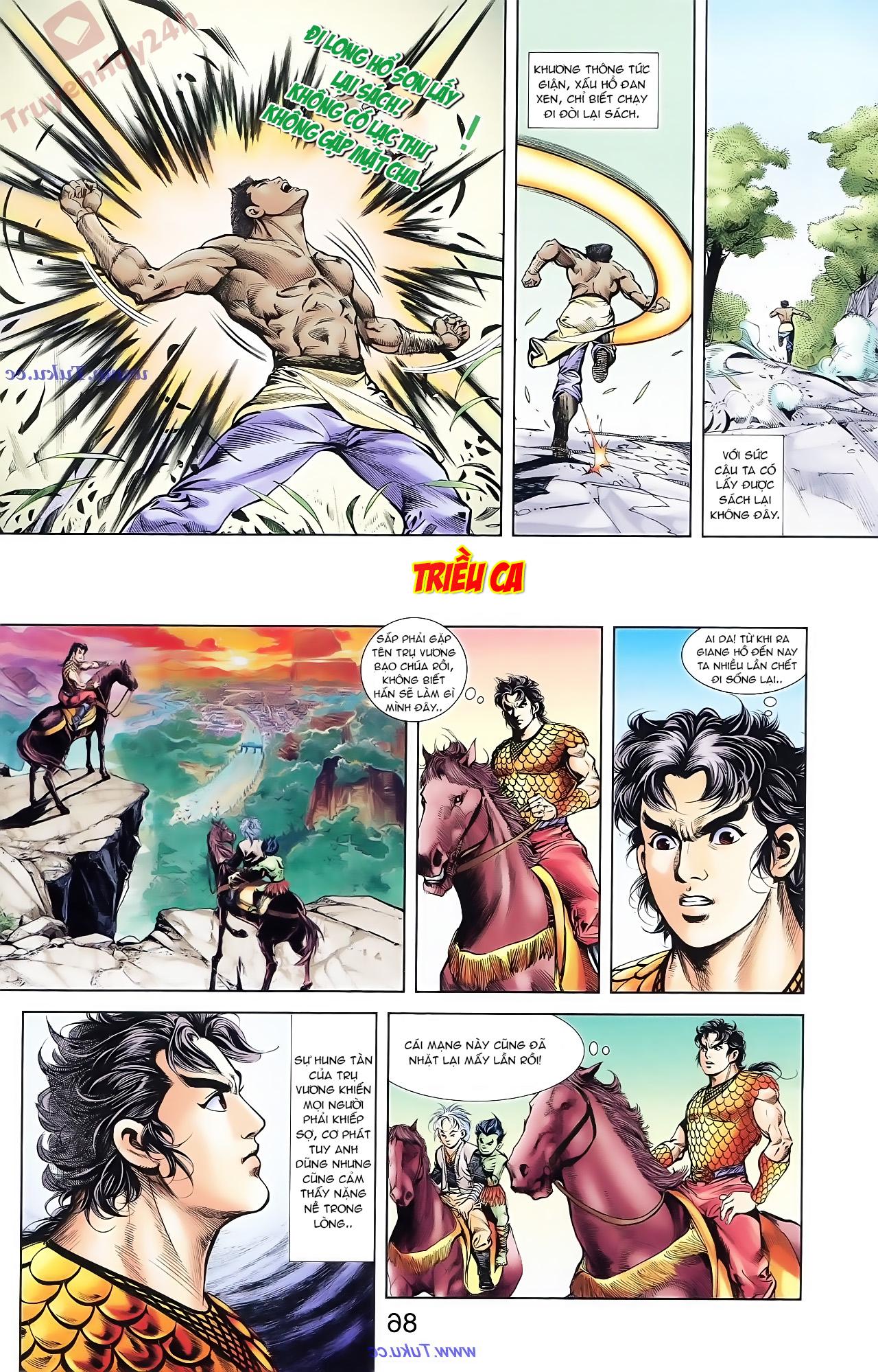 Cơ Phát Khai Chu Bản chapter 71 trang 14