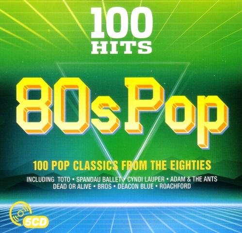 100 hits 80s remixes Pop