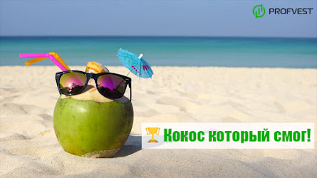Лидеры: Coconut7 – 35% чистой прибыли всего за 7 дней!