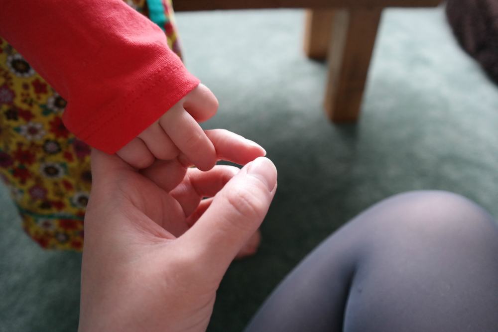Home Life Project: Holding Hands