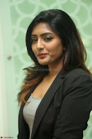 Actress Eesha Looks gorgeous in Blazer and T Shirt at Ami Tumi success meet ~  Exclusive 044.JPG