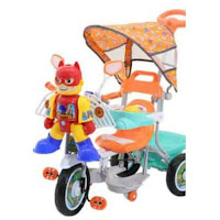 family f923st kucing tricycle