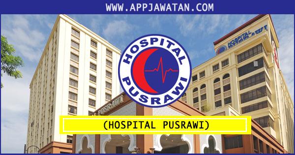Jawatan Kosong di Hospital Pusrawi Sdn. Bhd.