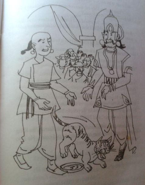 Jesting tales of Tenali Raman | Nano Science