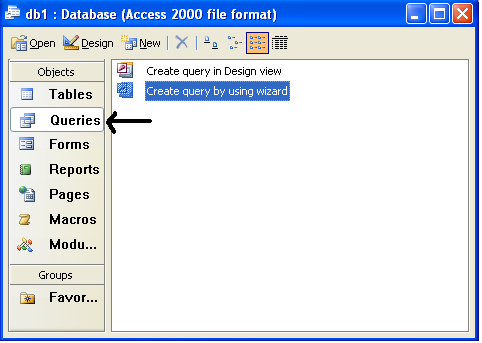 Working with external text files in MS Access