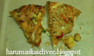 Pizza Al-Mizan Citarasa Malaysia