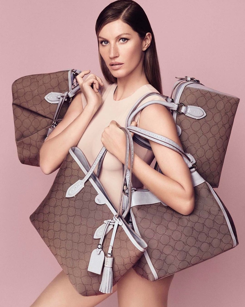 Arezzo Fall/Winter 2017 Campaign featuring Gisele Bundchen