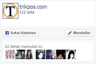 Membuat fans page Facebook