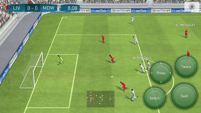 Download Game PES 2017 Android Gameplay