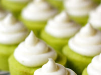 Lime Baby Cakes