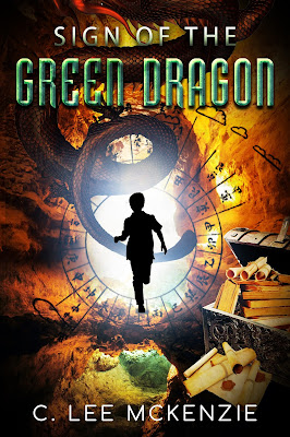 Goddess Fish Promotions VBB: Sign of the Green Dragon by C. Lee McKenzie