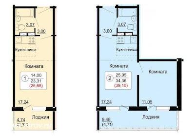 Оследование технического состояния квартиры