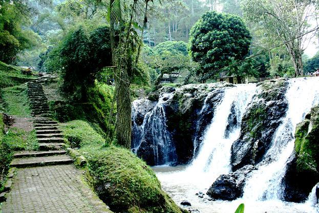 Maribaya Hot Spring Bandung