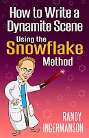 How to Write a Dynamite Scene Using the Snowflake Method (Advanced Fiction Writing Book 2) | Kindlerella