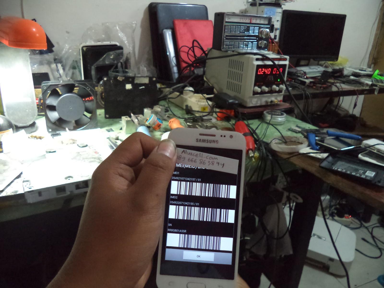 Samsung J2 4G LTE Sm J200g Dd Tidak Bisa Di Flash Jadi EMMC Rusak