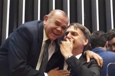 Chiquinho Escórcio é exonerado do governo Bolsonaro