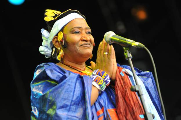 Malian singer and composer Khaira Arby, known as 'Diva of Timbuktu' dies aged 59