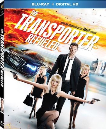 The Transporter Refueled 2015 Dual Audio DD 5.1ch 720p BRRip 1.1GB