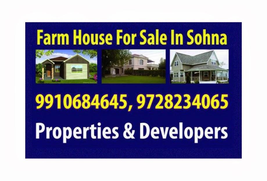 Farm House In Sohna