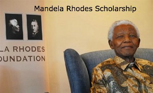 Mandela Rhodes Scholarships for Africans 2018/2019