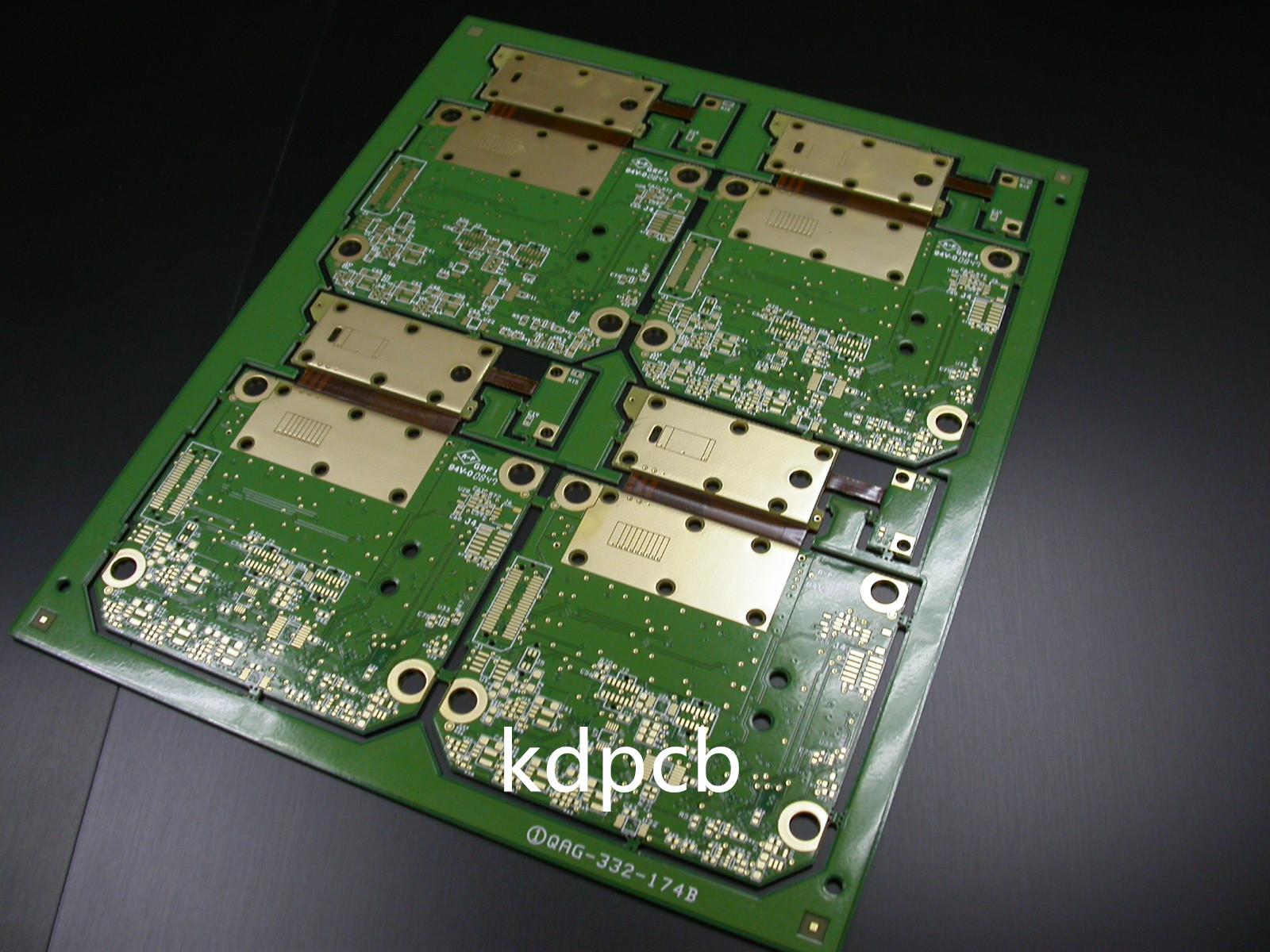kdpcb products shows the hdi printed circuit boards pcb of kdpcb pcb printed circuit board printed wiring board china pcb hdi [ 1600 x 1200 Pixel ]