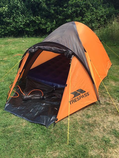 Trespass Tarmachan Tent