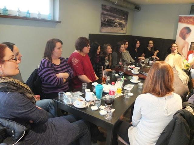 organizacja spotkania blogerek
