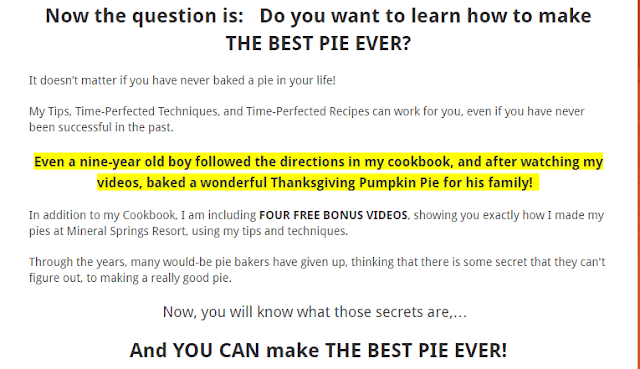 The Best Pie Ever Review - Savoury pie recipes