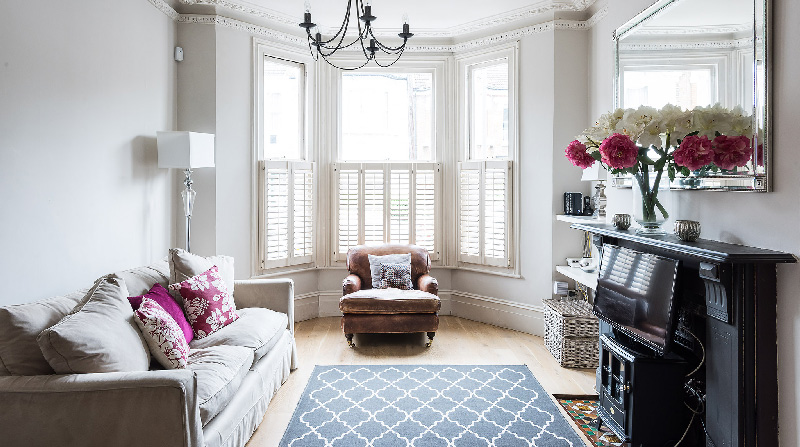 Dormire nelle case più belle di Londra Le petit château