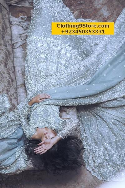 Suffuse by Sana Yasir's Falaknuma Bridal Dresses