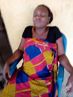 woman gives birth to goat port harcourt
