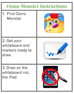 OSMO - Monster and Numbers Instructions