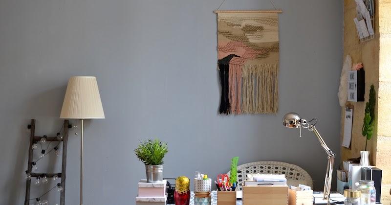 mon bureau les petites choses du monde de chacha. Black Bedroom Furniture Sets. Home Design Ideas