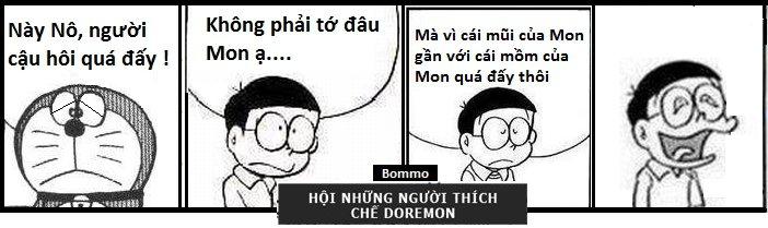 doremon che