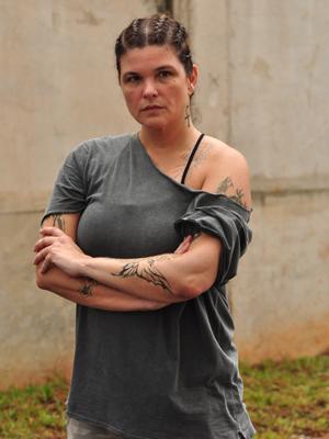 Cristiana Oliveira rouba a cena em Insensato Coração
