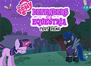 My Little Pony Defensores de Equestria