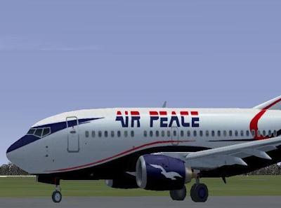 air peace plane crash lagos