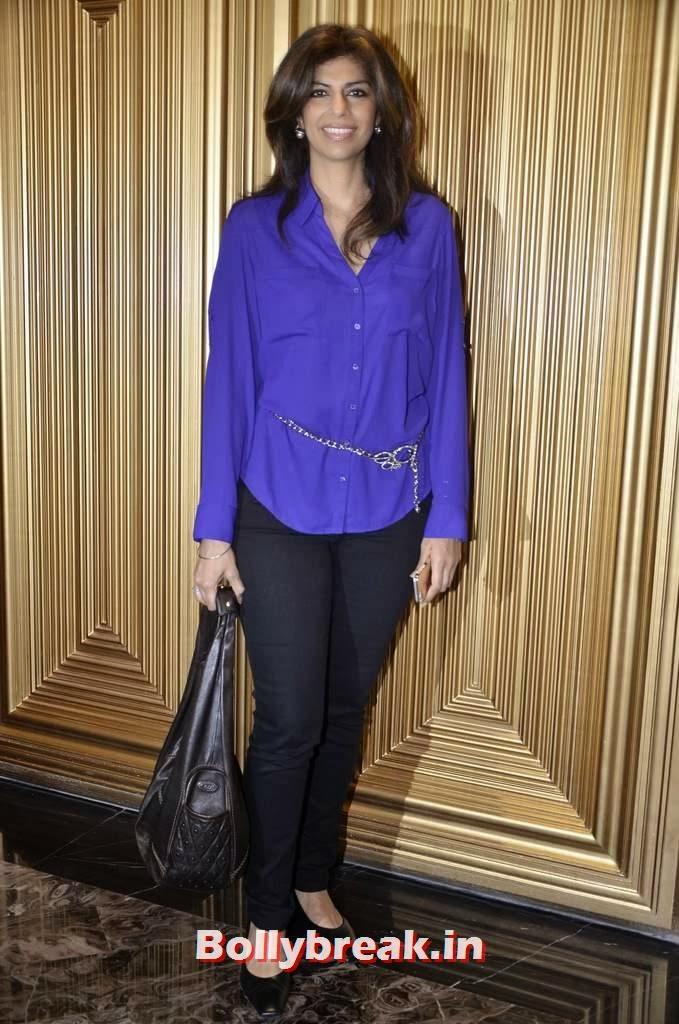 Zeba Kohli, Yesteryear Actresses at the Launch of Fit at 40 Book