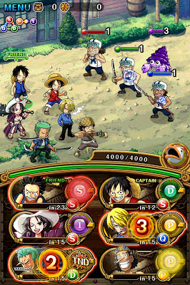 one piece treasure cruise best team