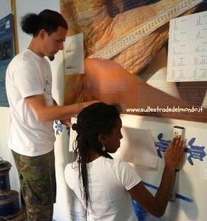 Volontariato a Lampedusa